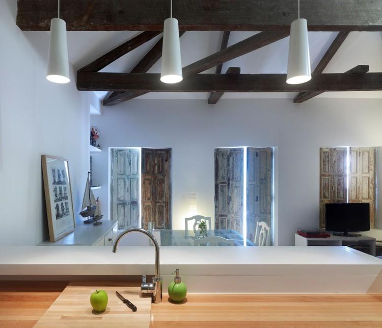 Casa caixa u a arquitectura archdaily brasil for Arquitectura tecnica ua