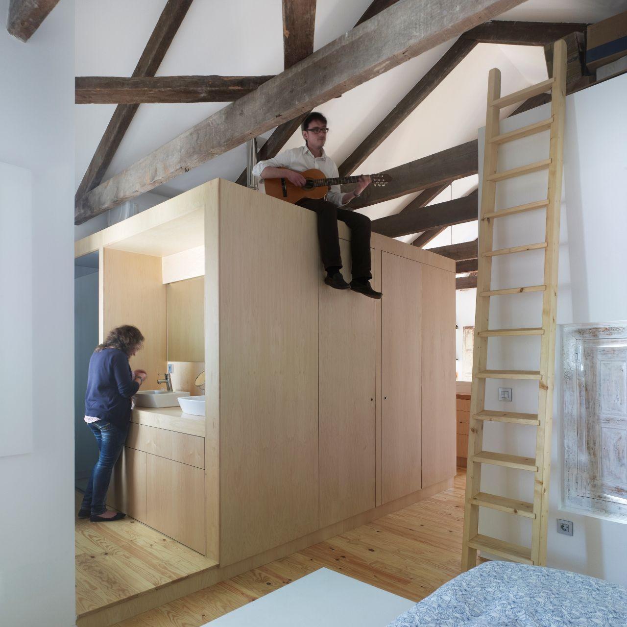 Principe S Box House U A Arquitectura Archdaily