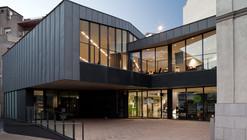 Biblioteca Can Baró / Sierra Rozas Arquitectes