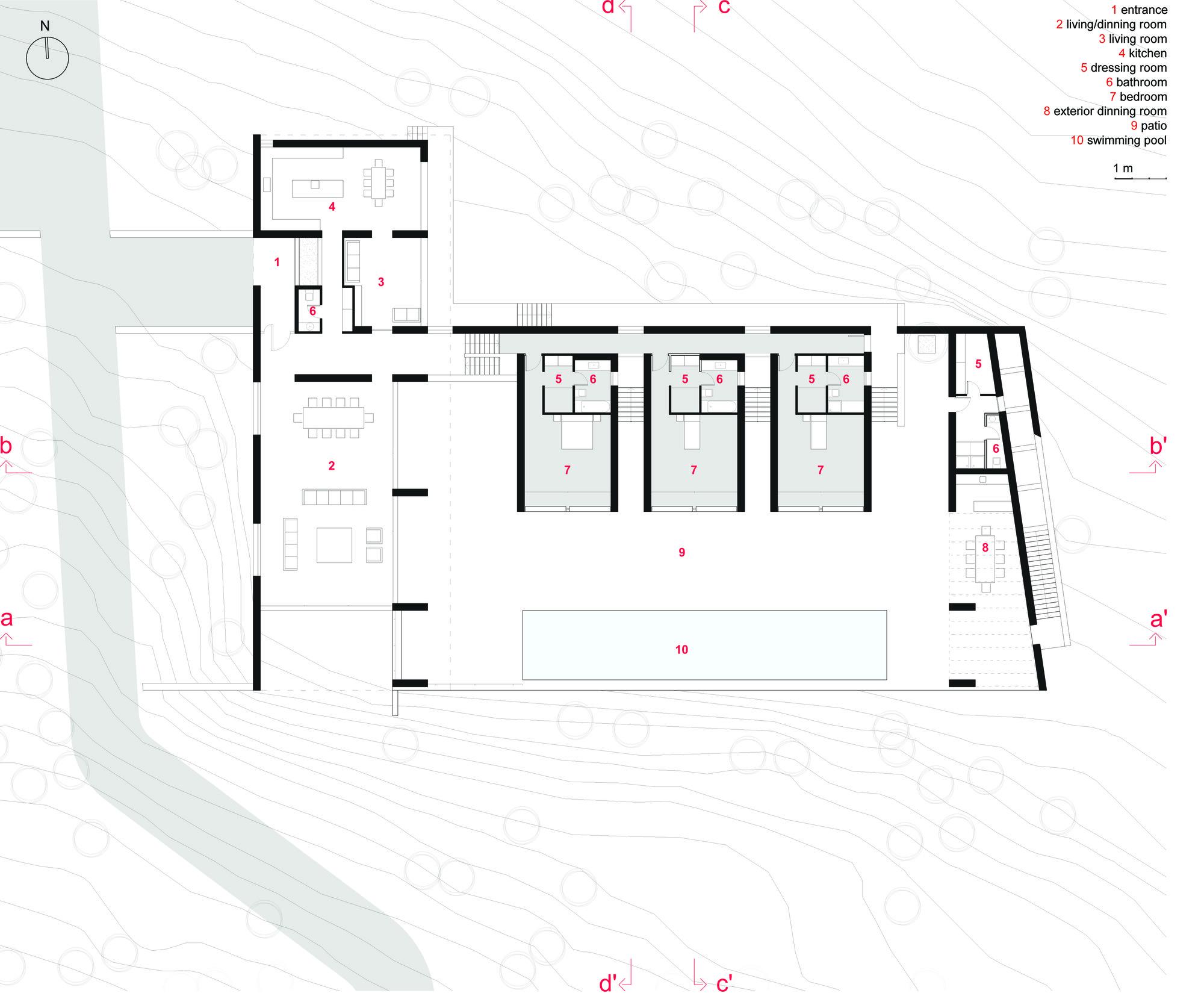 Kavouri Residences / Kokkinou-Kourkoulas Architects