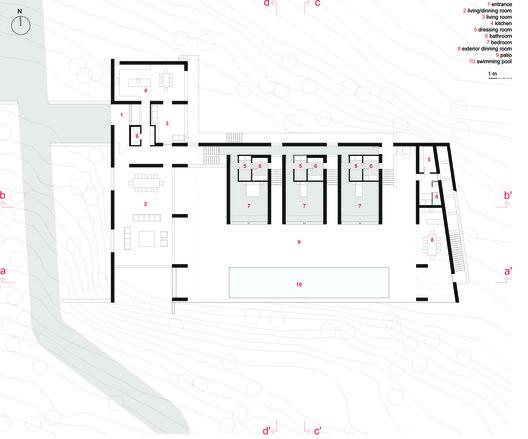 Plan House A
