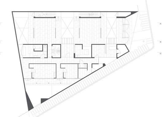 Spa quer taro ambrosi i etchegaray archdaily for Dimensiones arquitectonicas