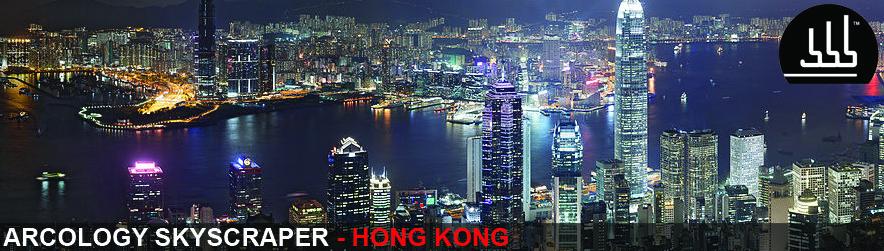 Concurso: Arquitectura en Altura, Archology SuperSkyScrapers HONG KONG