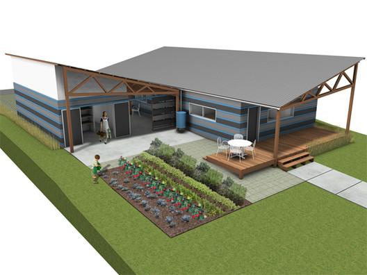 Habitat for Humanity; el dorado architects