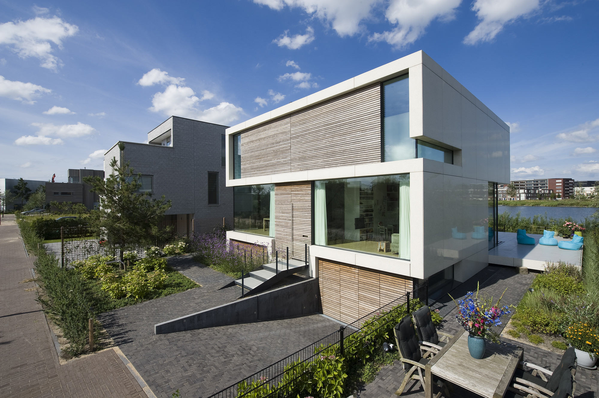 Villa s2 marc architects archdaily for Villas modernes architecture
