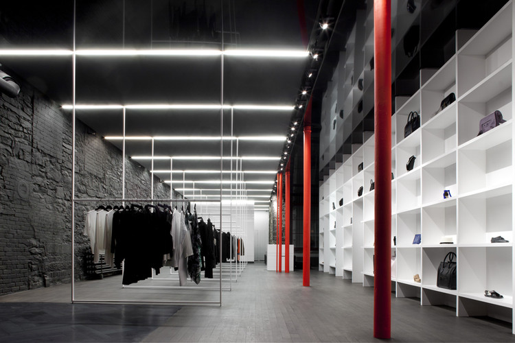 Cahier d'Exercices / Saucier + Perrotte Architectes, © Marc Cramer