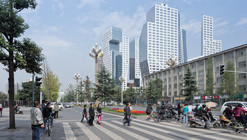 Steven Holl Architects' complete Sun-shaped Micro-City in Chengdu
