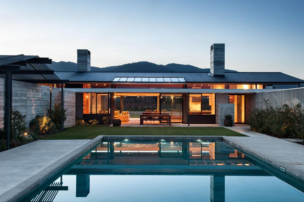 Architects. Parsonson Architects