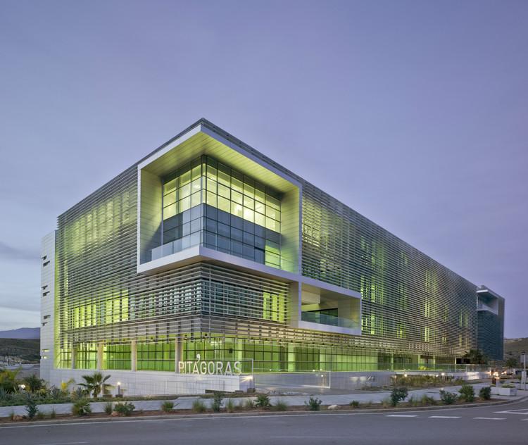 Edificio Fundación Tecnova / Ferre Arquitectos, © David Frutos