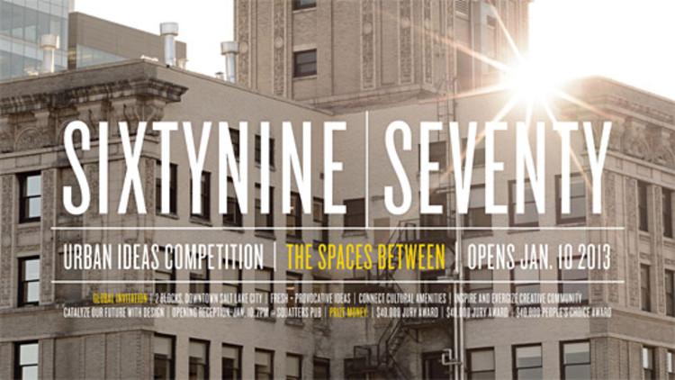 SIXTYNINE - SEVENTY: Concurso de ideias urbanas para conetar e ativar o espaço entre os edifícios, Cortesia de sixtynineseventy.com