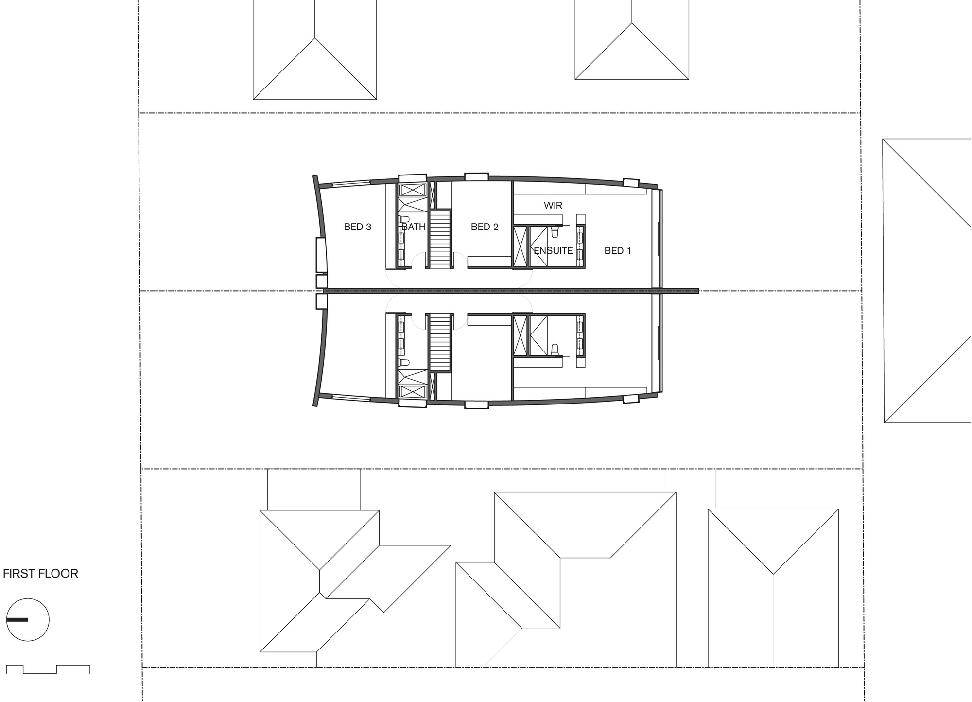 Gallery Of Twofold House Bkk Architects 14