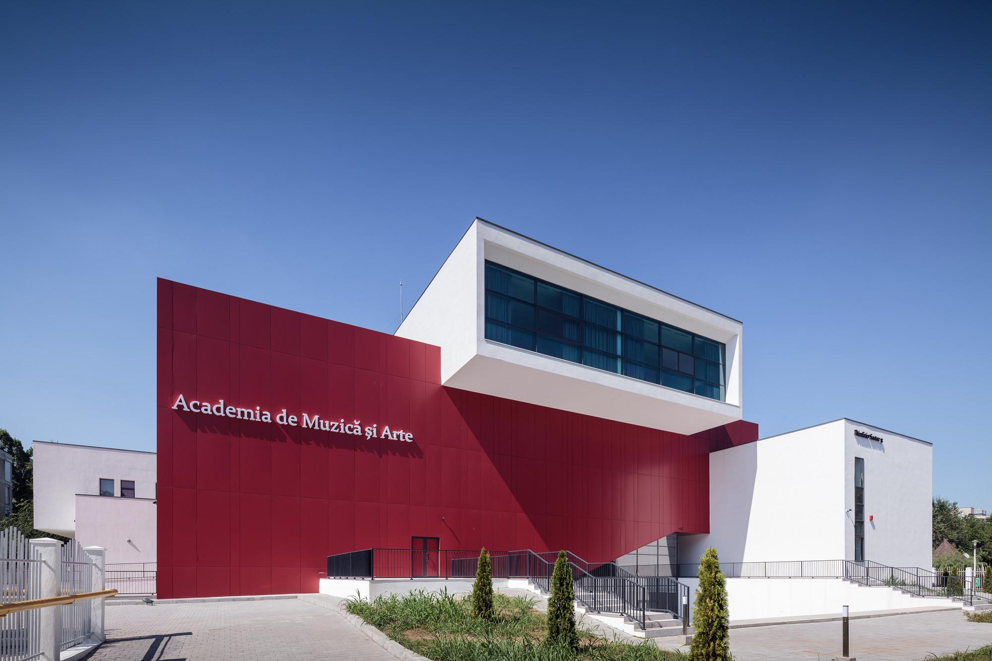 Define Refurbishment School Of Music And Arts Ltfb Studio Archdaily