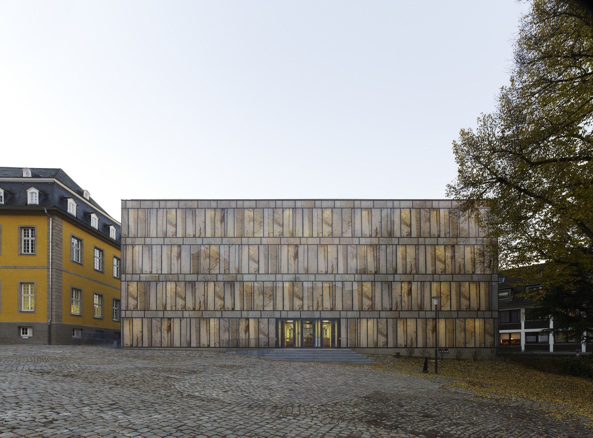 Folkwang Library / Max Dudler
