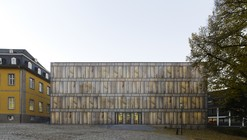 Librería Folkwang / Max Dudler