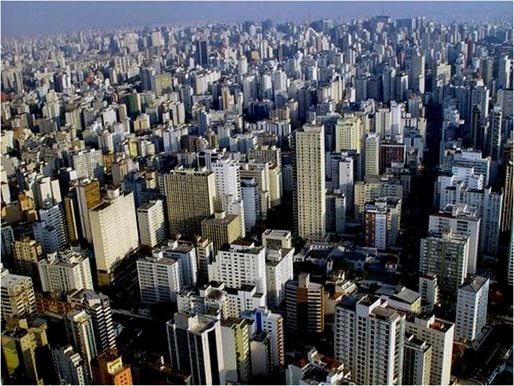 Observando as torres: Como a cidade tende a crescer, via Plataforma Urbana