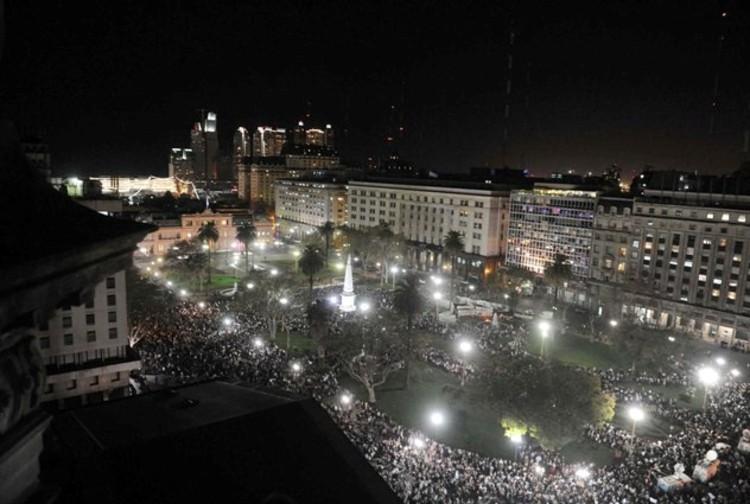 Territórios de protesto: O espaço público como cenário de ressonância, via Plataforma Urbana