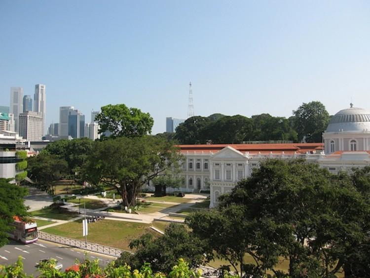 Projetando zonas verdes em Singapura a partir de dados e planificação urbana, © _foam - Via Flickr. Used under <a href='https://creativecommons.org/licenses/by-sa/2.0/'>Creative Commons</a>