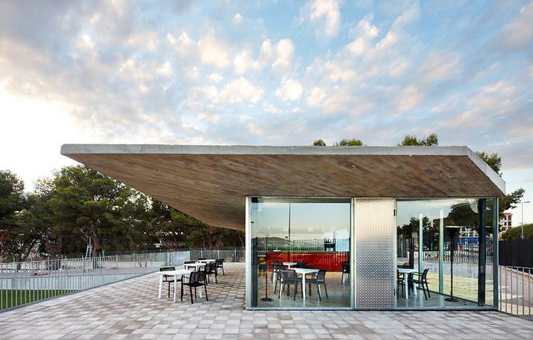 Centro de esportes vallpala vicente salvador arquitecto - Arquitecto de brasilia ...