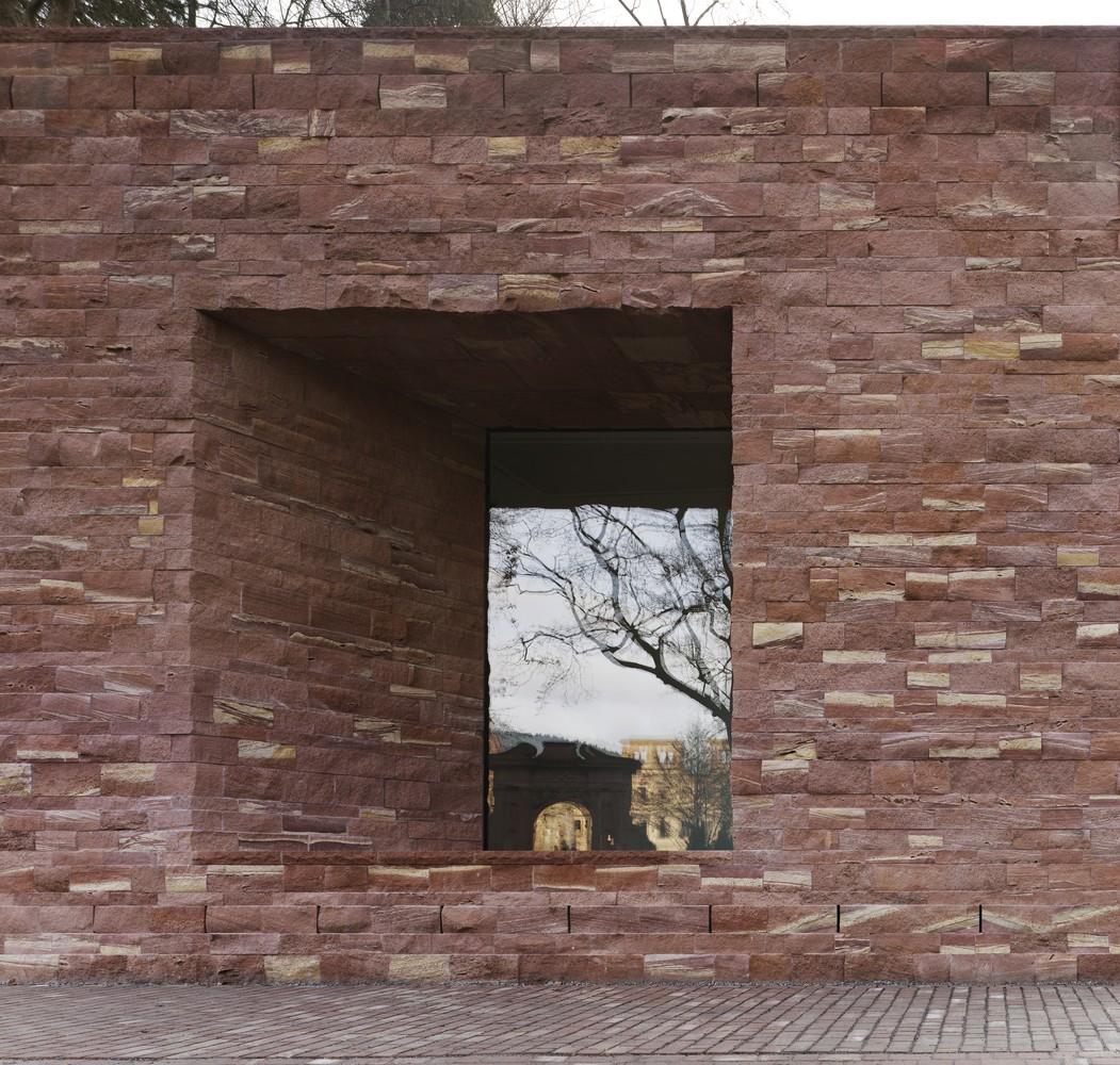 Architekt Heidelberg gallery of heidelberg castle max dudler architekt 6
