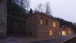 Heidelberg Castle / Max Dudler Architekt