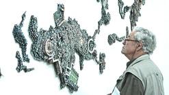 Tres exposiciones se inauguraron como antesala del Festival de las Artes de Valparaíso.