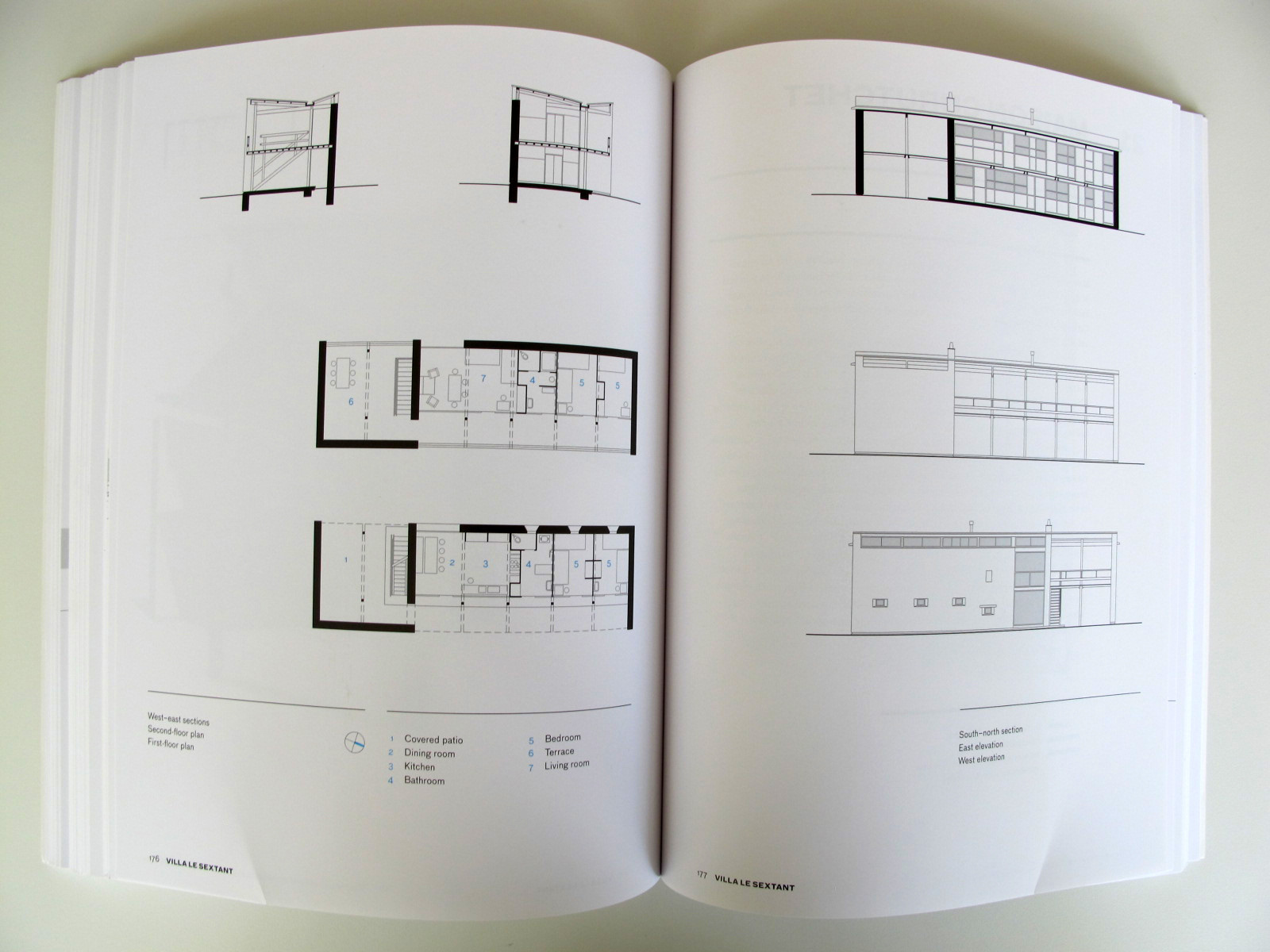 gallery of le corbusier redrawn the houses steven park 3