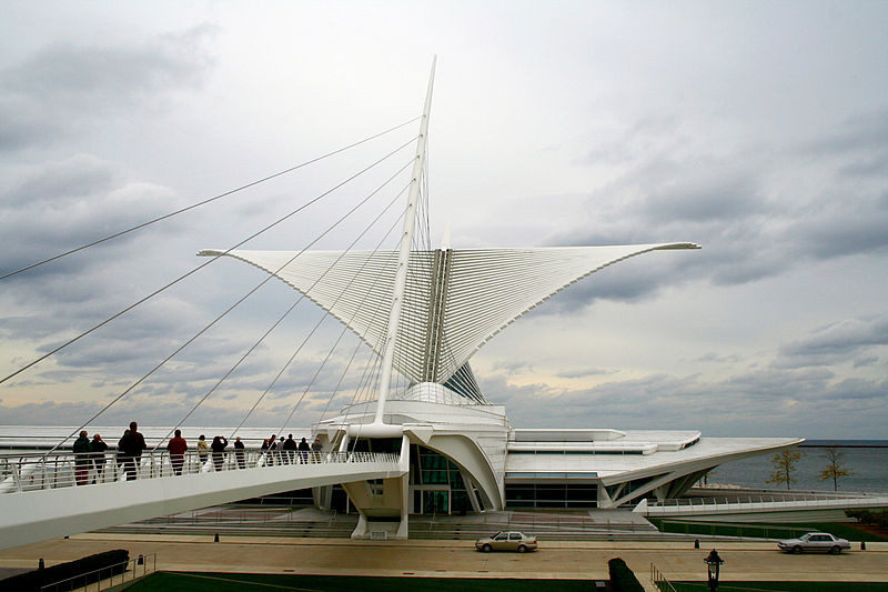 Gallery of How Santiago Calatrava blurred the lines ...