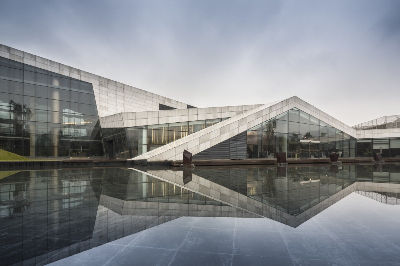 Facade Design Architecture Buildings Modern Homes