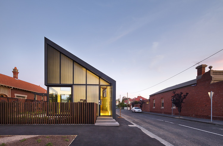 Casa Harold Street / Jackson Clements Burrows Architects, © John Gollings
