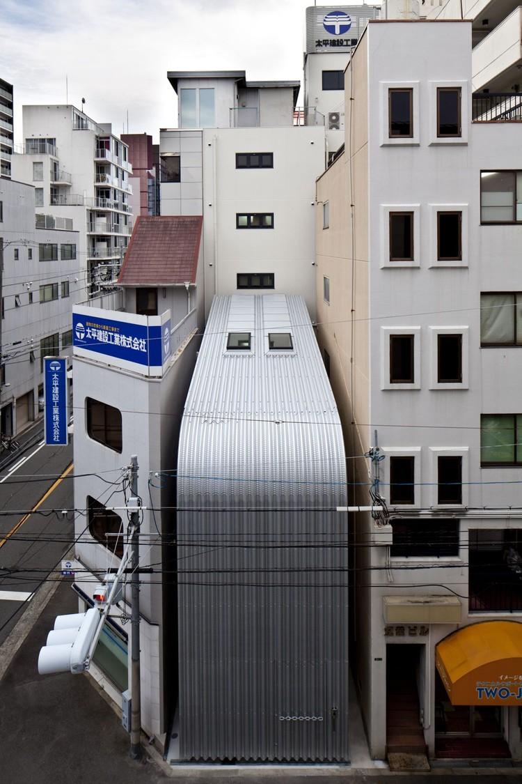 Rooftecture OT2 / Shuhei Endo, © Stirling Elmendorf