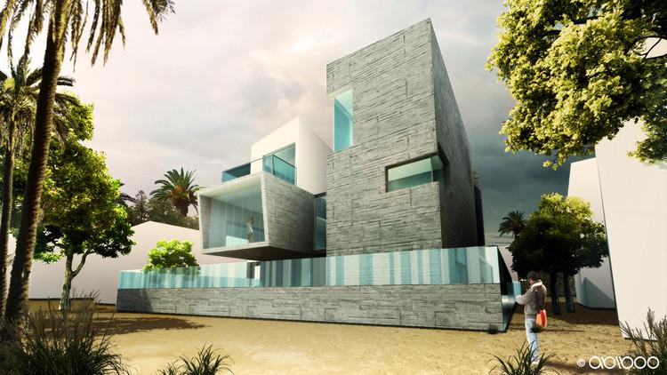 Casa Kelly / ABIBOO Architecture, Cortesía de ABIBOO Architecture
