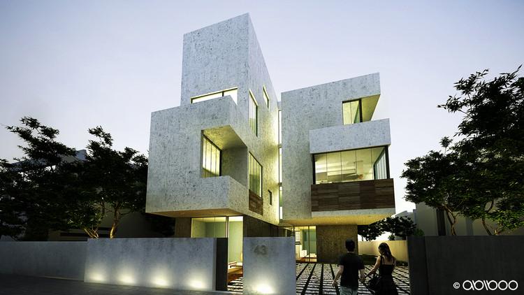 casa inder abiboo architecture plataforma arquitectura