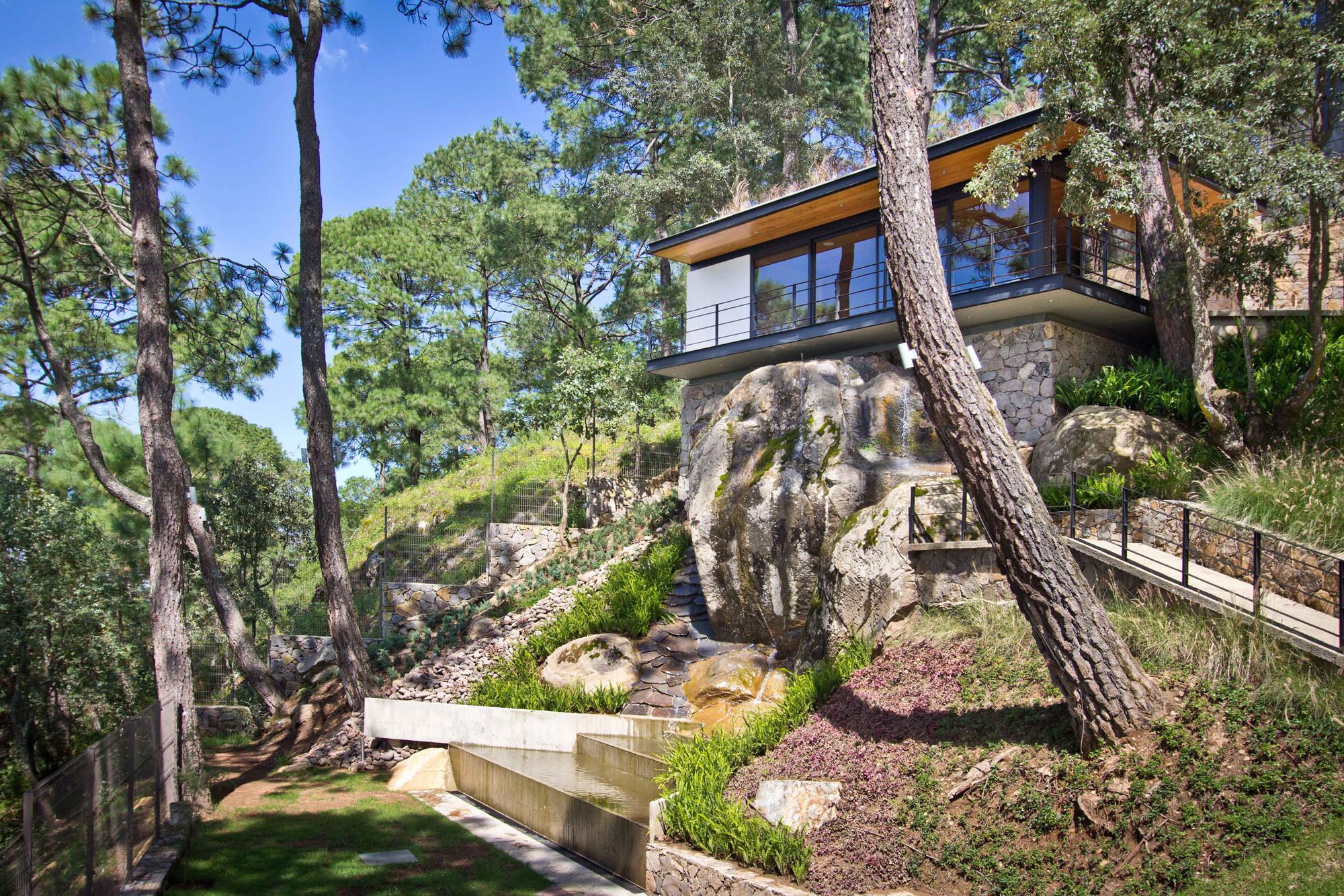 Gallery of the forest pavilion espacio ema 2 - Casas el bosque ...