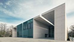 Crematorio Baumschulenweg / Shultes Frank Architeckten
