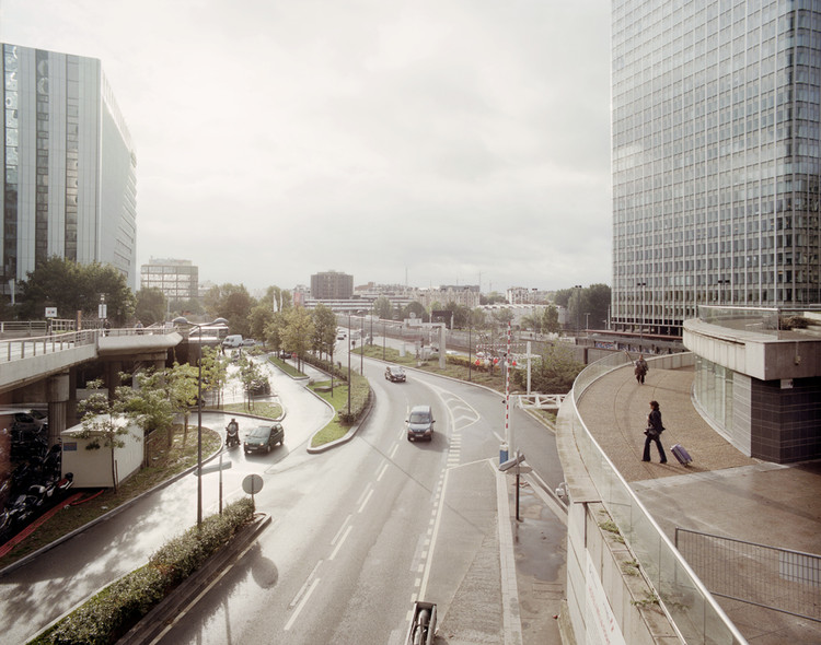 AWP anuncia masterplan para La Défense, Courtesy of Theresa Simon & Partners