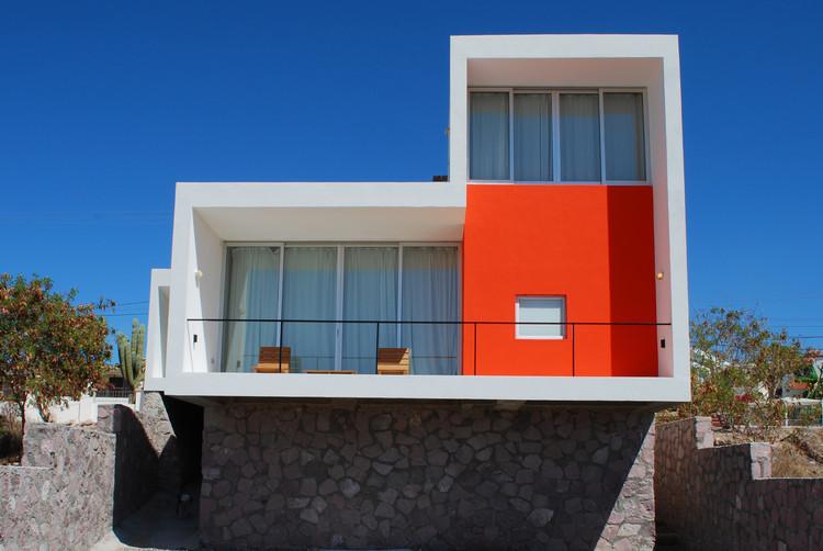 Casa Mar de Cortés / Paola Ruffo Ruffo, Cortesía de Paola Ruffo Ruffo