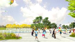 Mención Segunda Etapa Parque Metropolitano La Carlota / Enlace Arquitectura