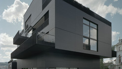 Housing and Shops / Christ & Gantenbein