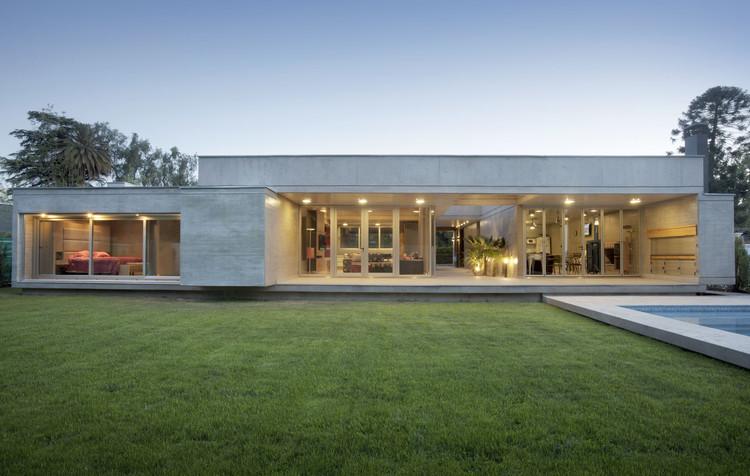 Casa Fioretti / A4 estudio, © García&Betancourt