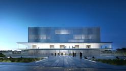 Proposta do novo Tribunal de Caen / Baumschlager Eberle