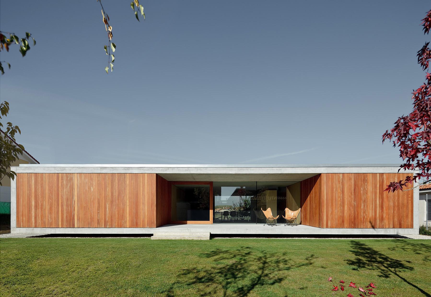 House in Villarcayo / Pereda Pérez Arquitectos, © Pedro Pegenaute