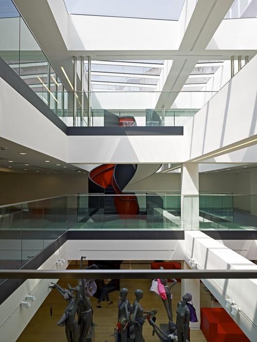 Kurt Geiger Headquarters Building Archer Architects