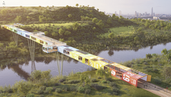 Puente Econtainer  / Yoav Messer Architects
