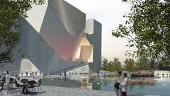 Museus de Ecologia e Planejamento da Eco-cidade de Tianjin / Steven Holl Architects