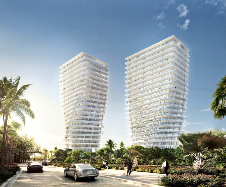 The Grove at Grand Bay / BIG | ArchDaily