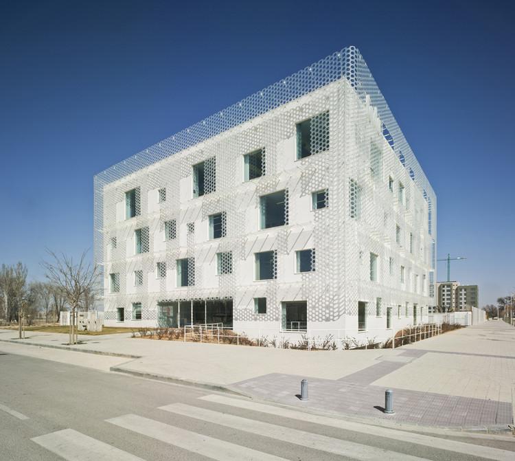 Sede Central da FEDA Confederação de Empresários de Albacete / Cor & Asociados, © David Frutos