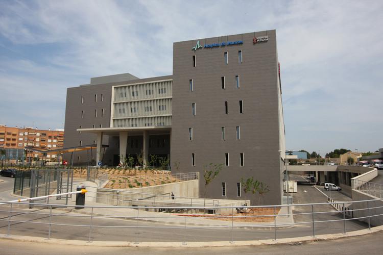 Hospital de Manises / EACSN, Cortesía de EACSN