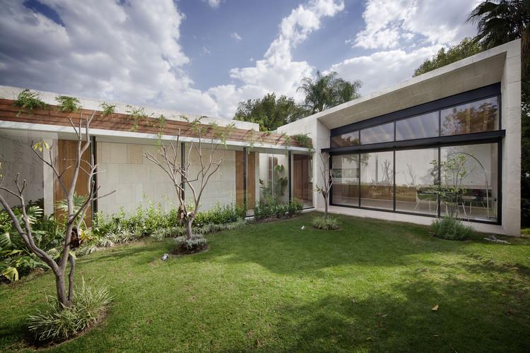 Casa Atlixco / Taller Héctor Barroso, © Yoshihiro Koitani