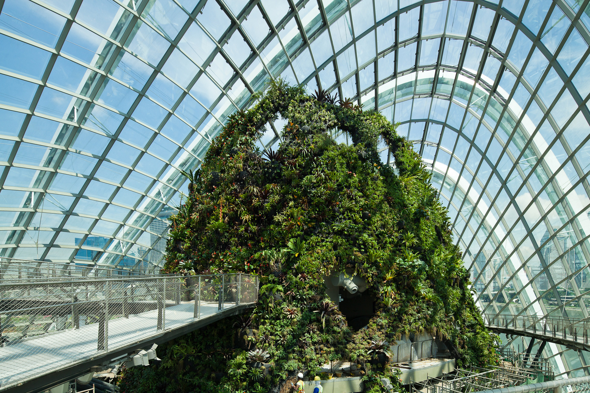 Gallery Of Cooled Conservatories At Gardens By The Bay Wilkinson