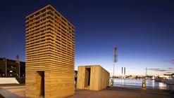 Pavilhão Sealight  / Departamento de Arquitetura da Universidade de Monash
